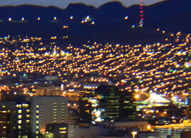 The city of el paso tx